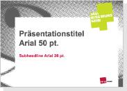 Präsentation Standard-Druckbox