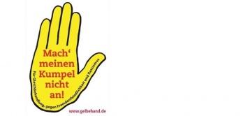 Logo: Mach' meinen Kumpel nicht an! e.V.