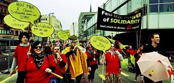 Foto: ver.di Jugend Saarland